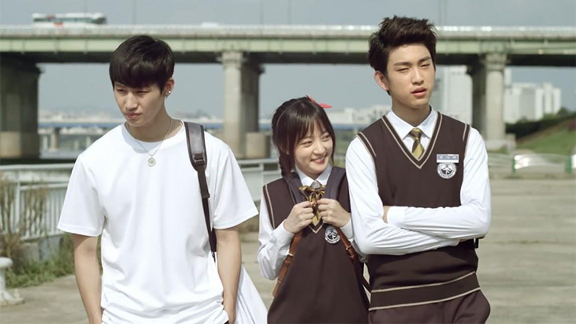 دانلود سریال کره ای شوالیه رویا